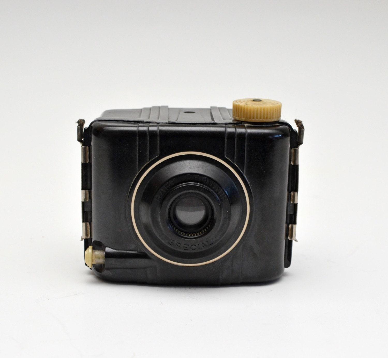 items similar to old kodak baby brownie film camera on etsy