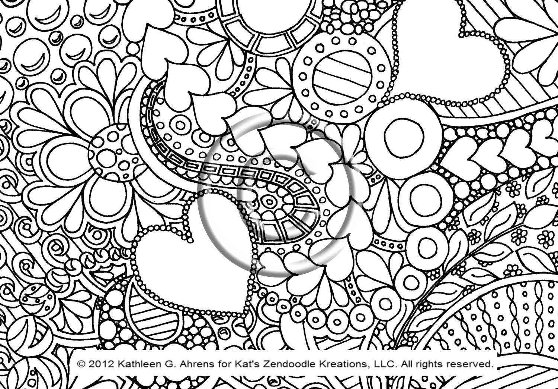Figuras arte abstracto para colorear - Imagui