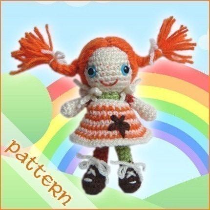 PDF Pattern - Pippi