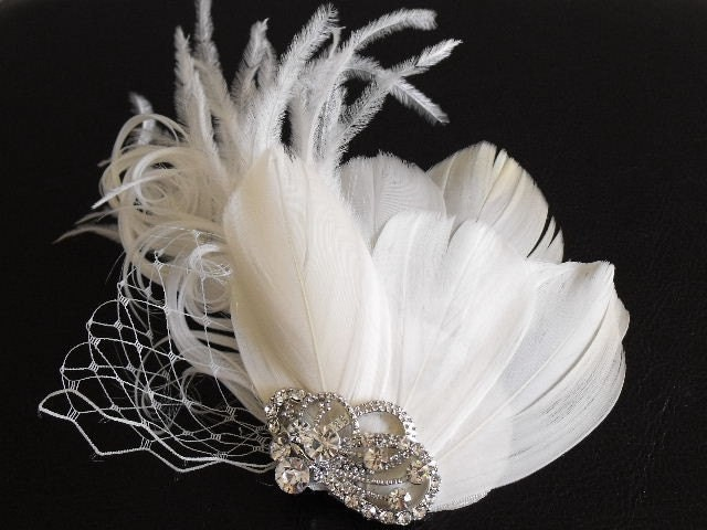 Stunning Bridal Headpieces wedding hair flower headpiece headband bridal