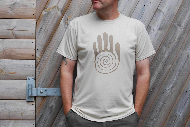 Mens Graphic Tshirt  healing hand design boho clothing buy t shirts t shirt design mens tee shirts birthday gifts for him mens shirt