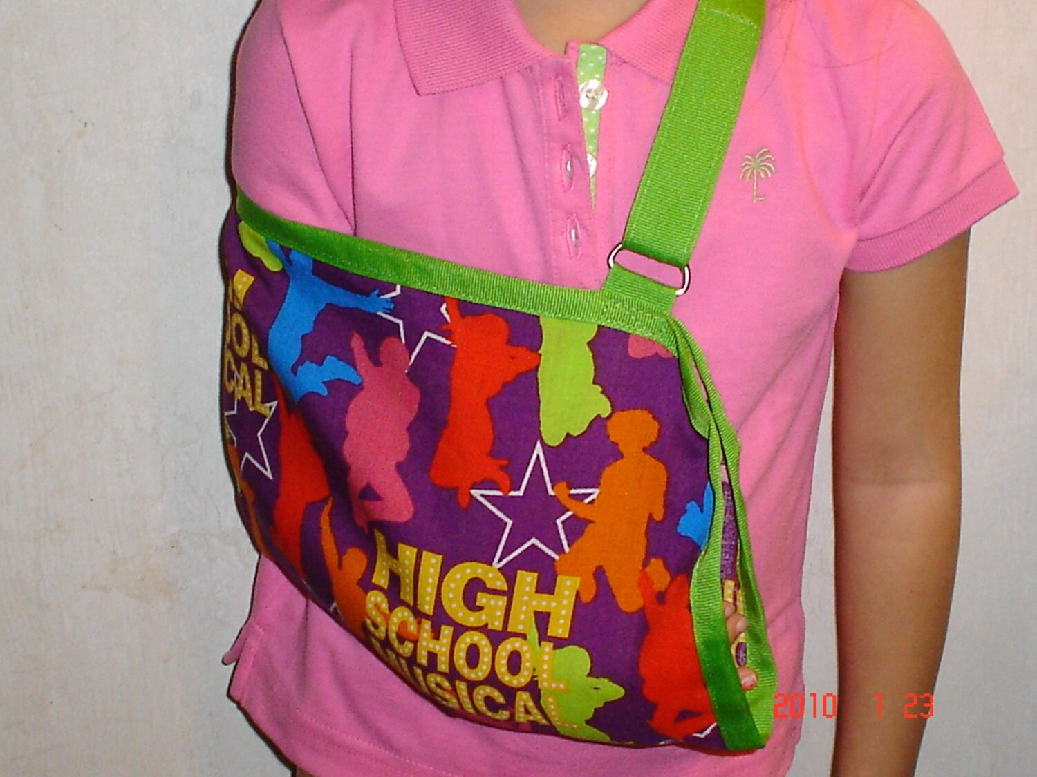 High School Musical Arm Sling