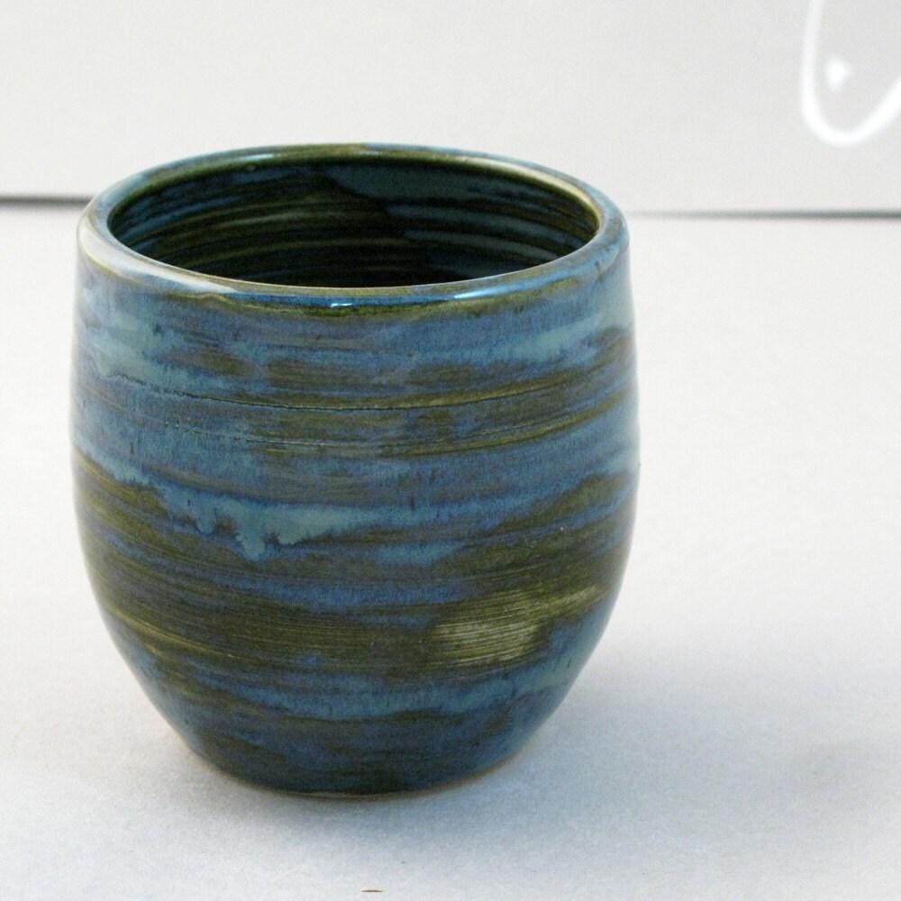 Midnight Sea Wine Mug