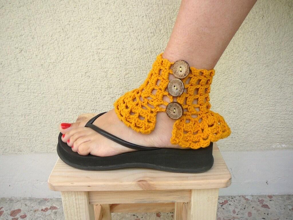 Warmers پا زرد