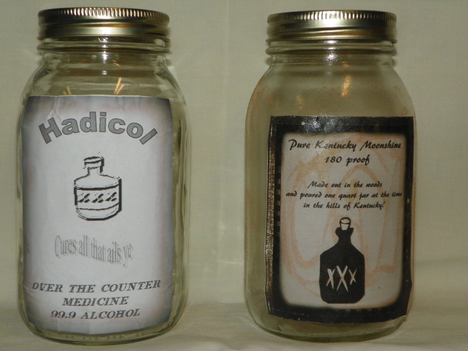 mason jar moonshine - photo #15