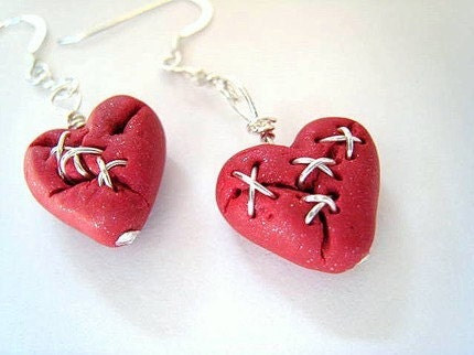 Mending Hearts Earrings