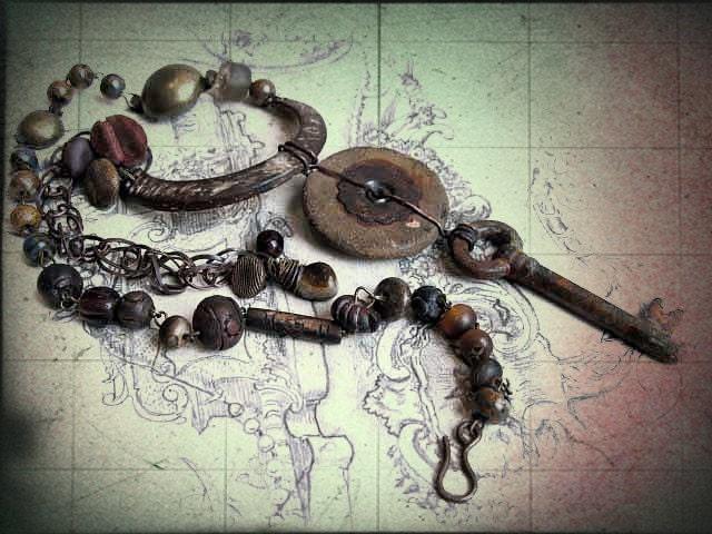 Mumpsimus. Victorian Tribal Salvage.