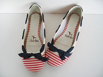 Liberitae - Sailor Flats 6.5