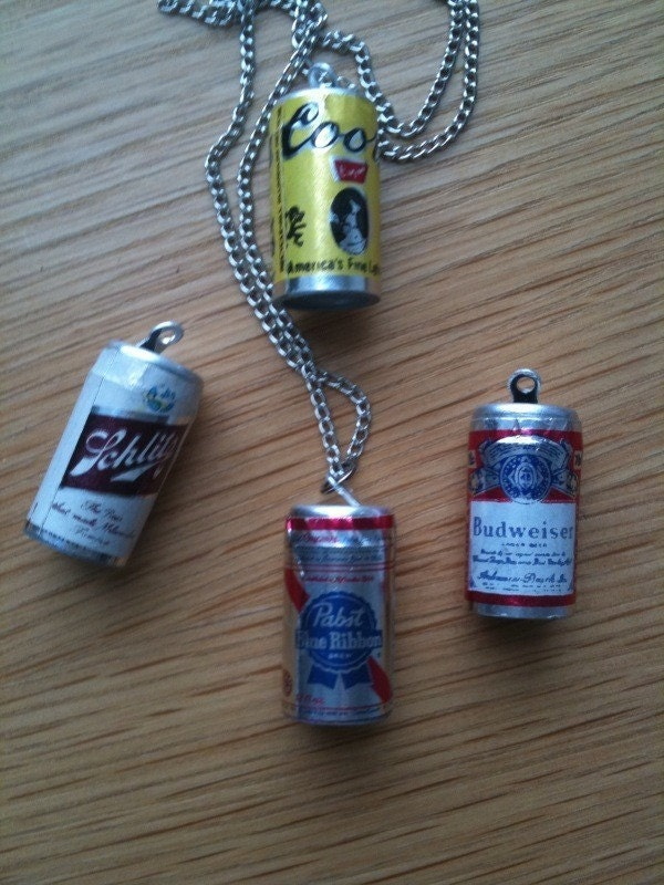 beer can necklace
