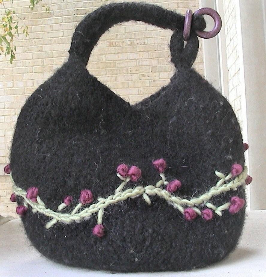 Dumpling Bag Knitting Pattern : CROCHET PATTERN/GIRL S PONCHO - Crochet Club
