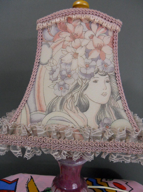 Vintage 70s Custom Art Nouveau Victorian Boudoir by VintageTempest from etsy.com