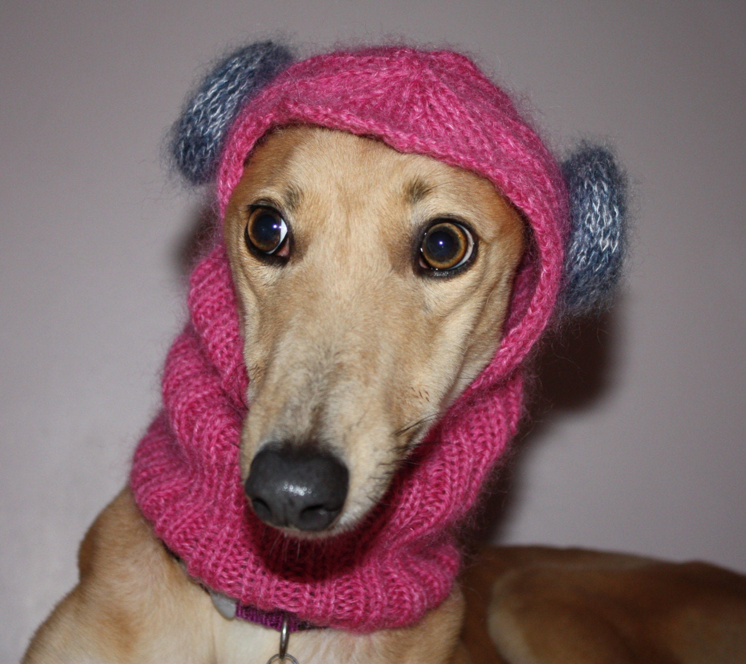 Doggy Balaclava by GemsK on Etsy Craftjuice Handmade Social Network