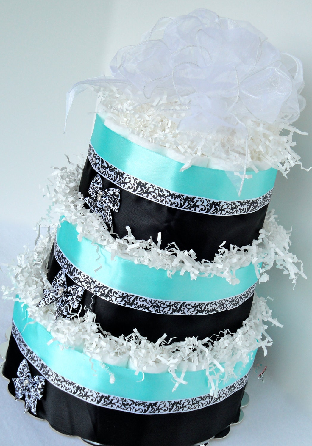 Satin Inspired Cake With Bows Hot Girls Wallpaper