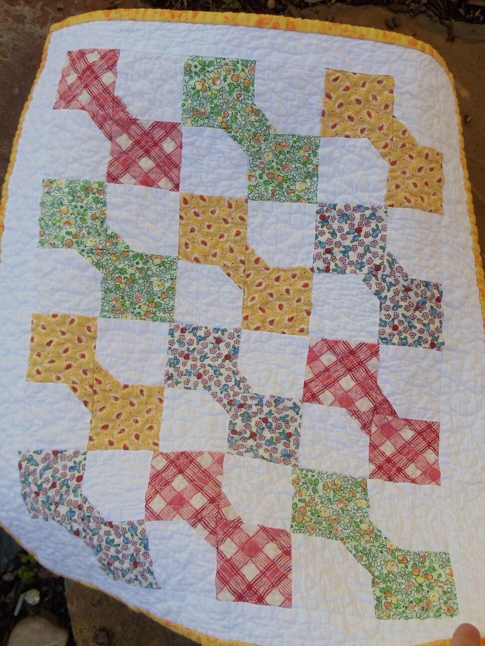 Bowtie Doll Quilt 2
