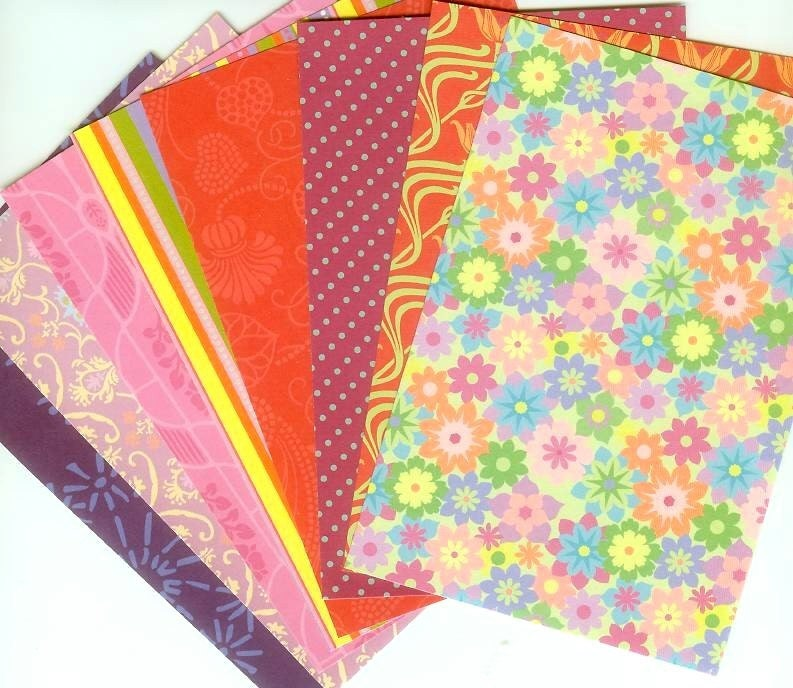SoHo Spring Printed Paper Pack by supplycandy