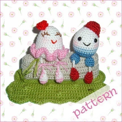 PDF Pattern - The Eggheads