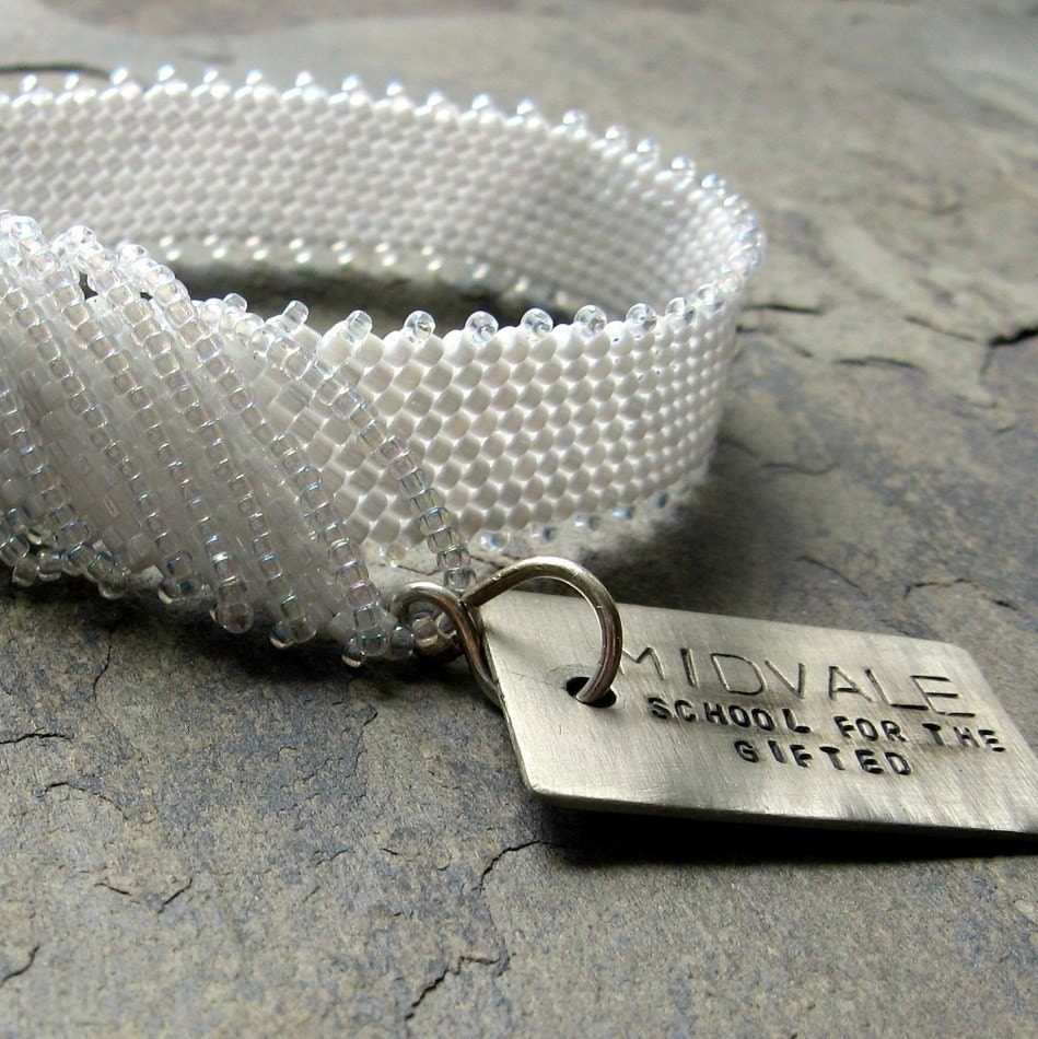 inside jokes-- Midvale bracelet