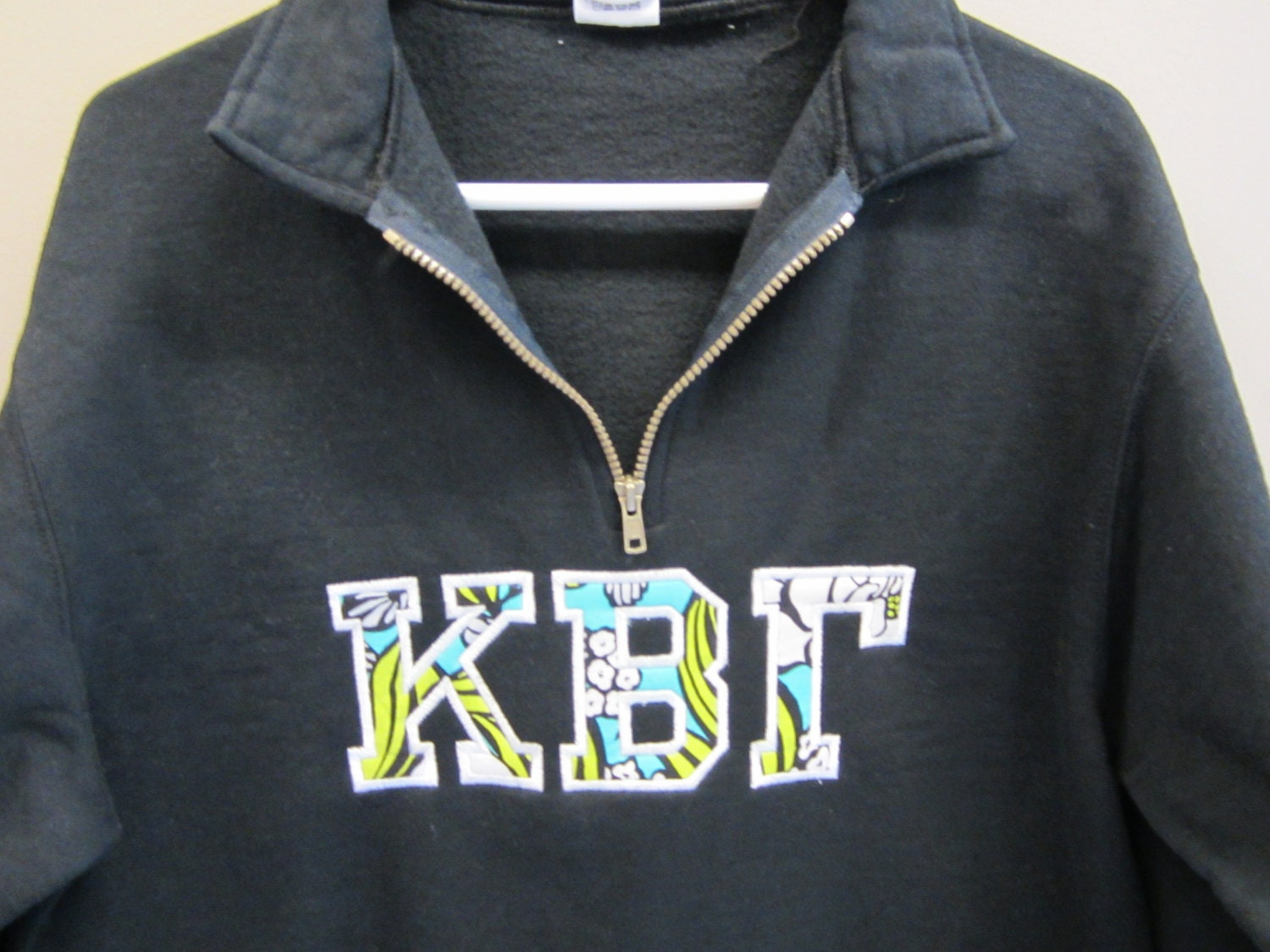 Unavailable listing on etsy for Greek letter sweatshirt generator