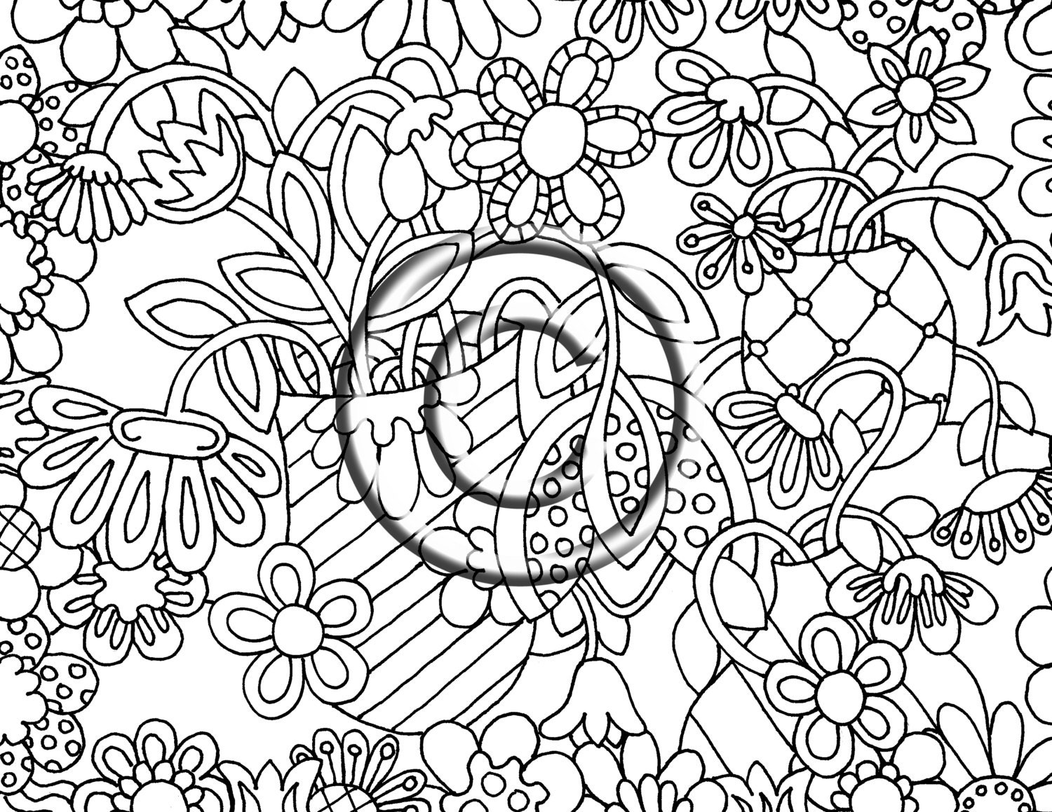 trippy coloring pages special offers