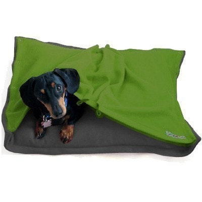Pet Bed - Eco Friendly Fleece