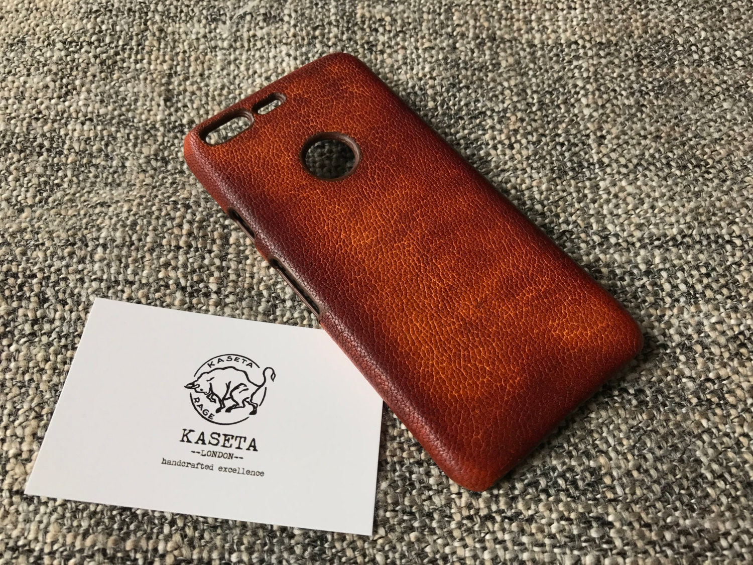 Pixel 2 Leather Case, Pixel 2 XL, Google Pixel Leather Case, Pixel Case, Pixel xl case Old DarkBrown Kaseta