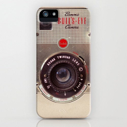 Vintage Camera iPhone Case by Bomobob
