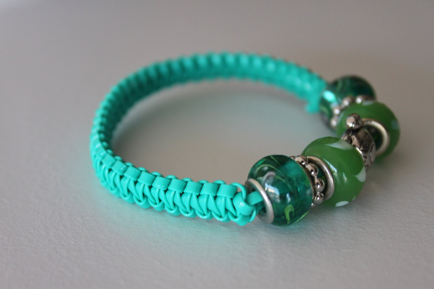 Turtle Charm Friendship Bracelet