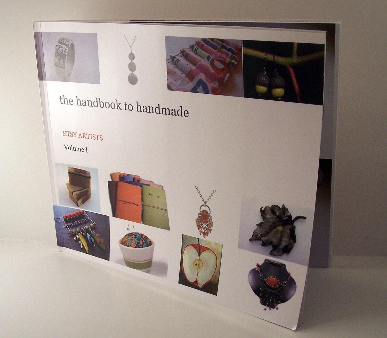 Etsy :: the handbook to handmade volume III