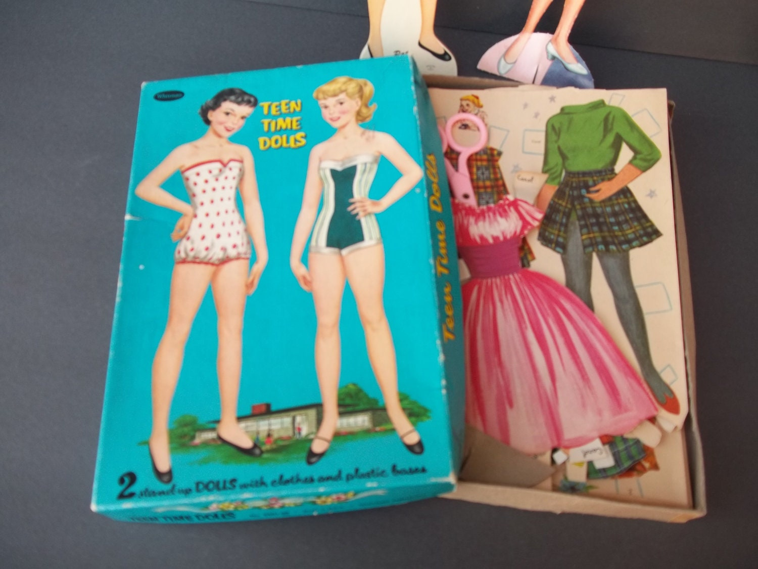 il fullxfull.380079116 4mju Natalie Wood had been a star since early childhood when these paper dolls ...