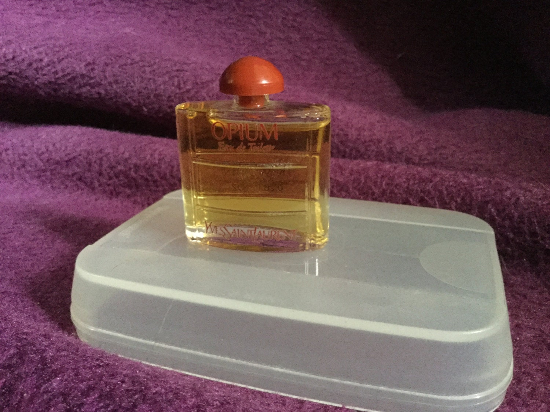 Opium by Yves Saint Laurent vintage miniature perfume