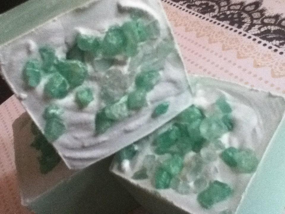 Margarita Lime Detoxifying Salt Bar