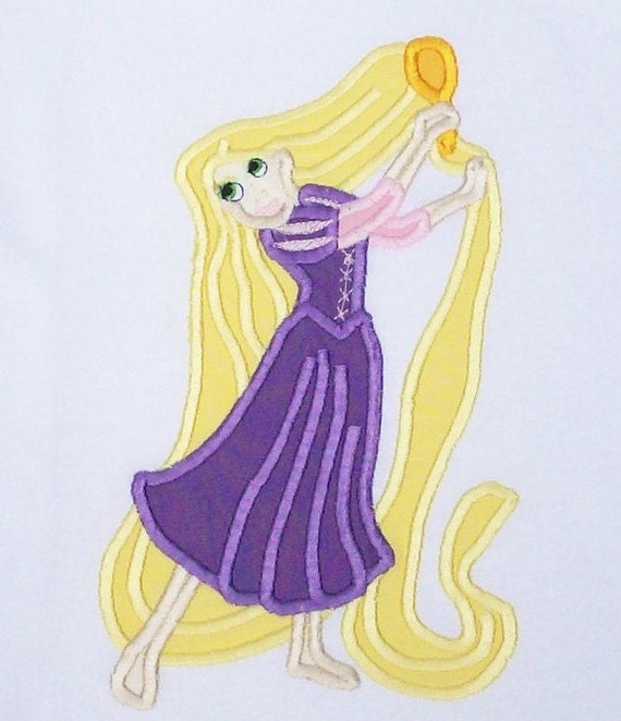 short hair rapunzel tangled. This listing is for a short