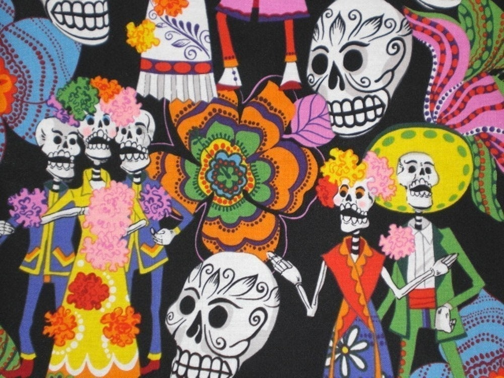 calaveras. day of the dead