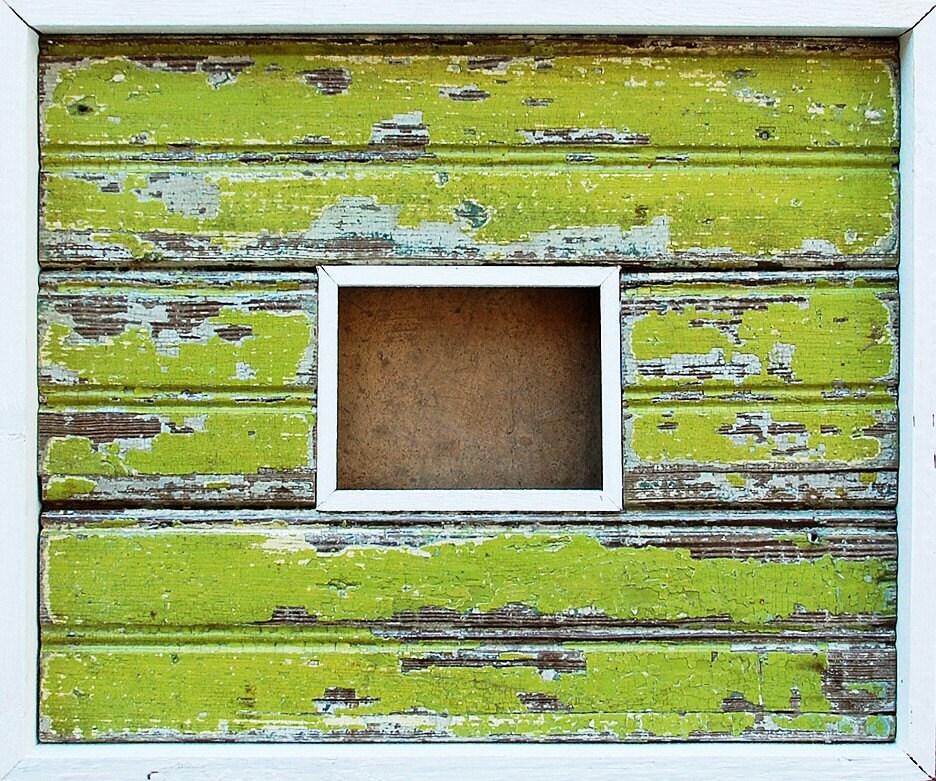 Lime Green Frame