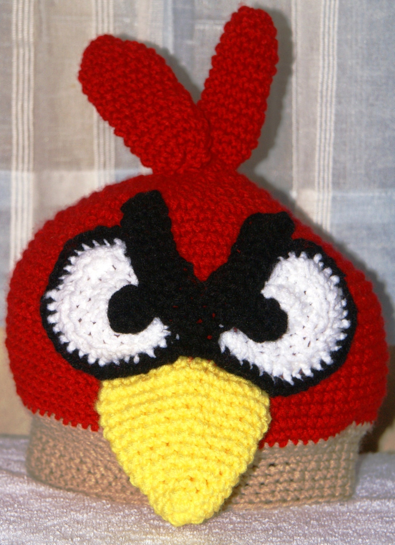 Crochet Hat - Anger Management