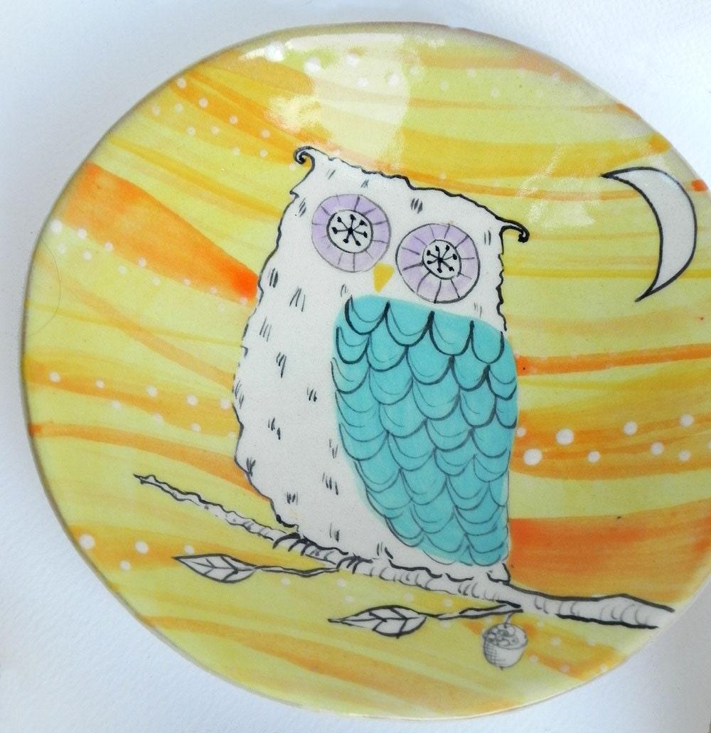 Summer Breeze Owl in My Dreams 4