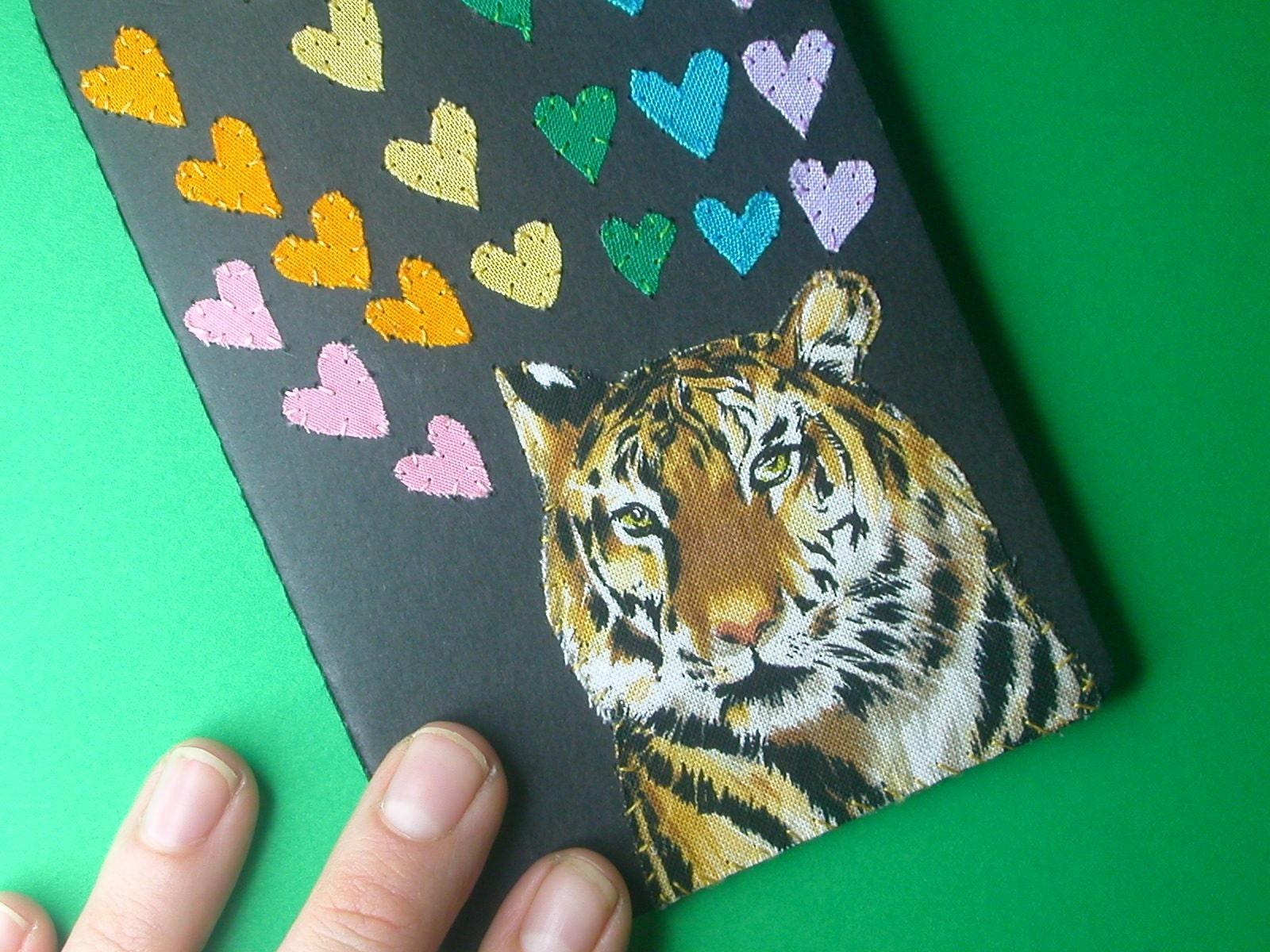 Ferocious Tiger Journal
