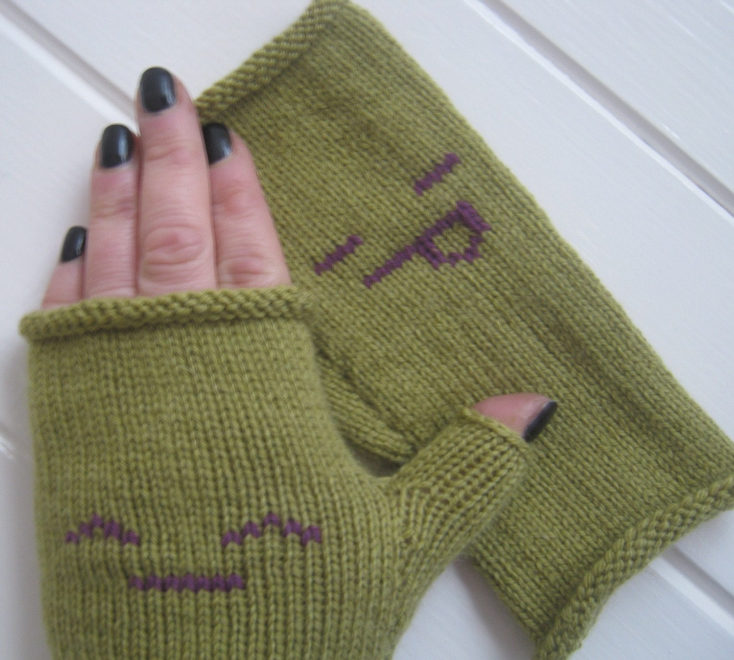 Fingerless Mittens / Gloves