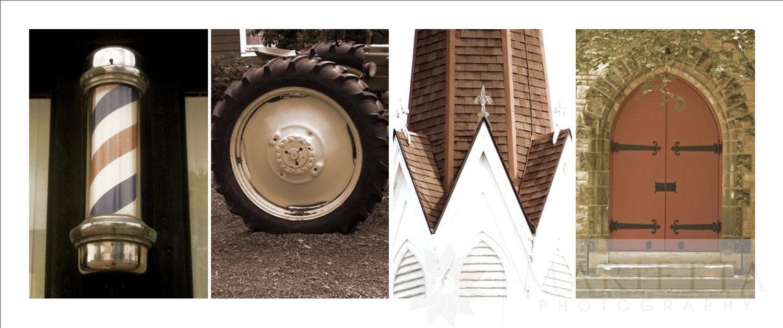 Iowa - Alphabet Photography