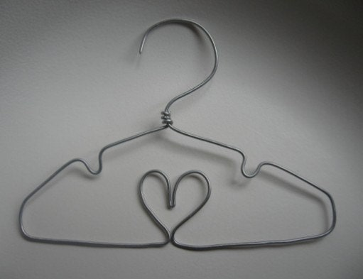 The Original Teeny Tiny I Heart You Hanger