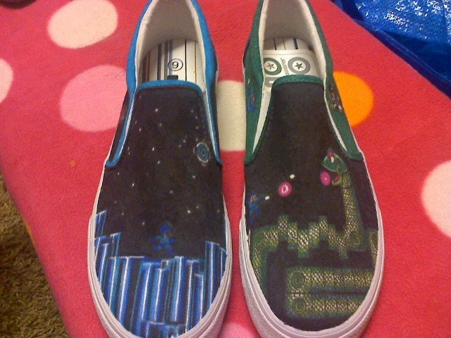 YOUR Custom Shoes