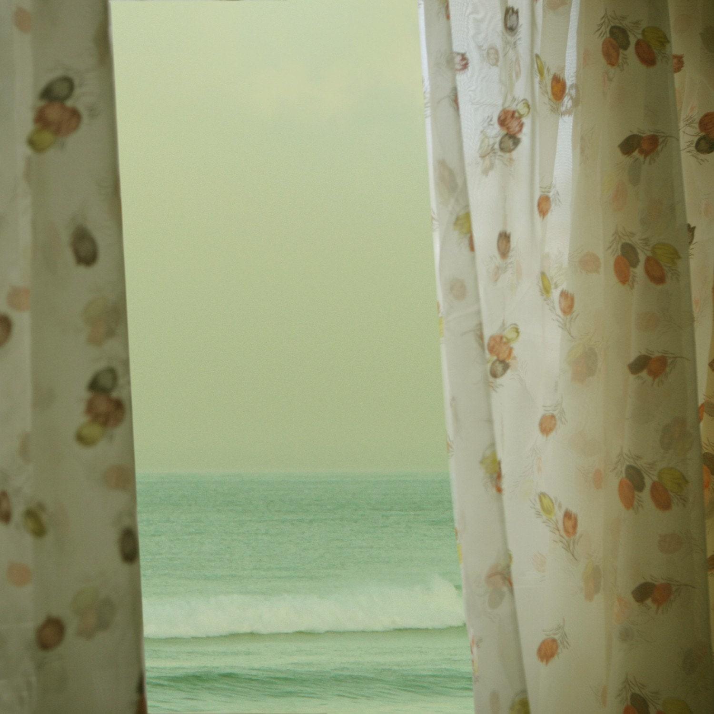 View of the Sea 8x8 Fine Art Photograph