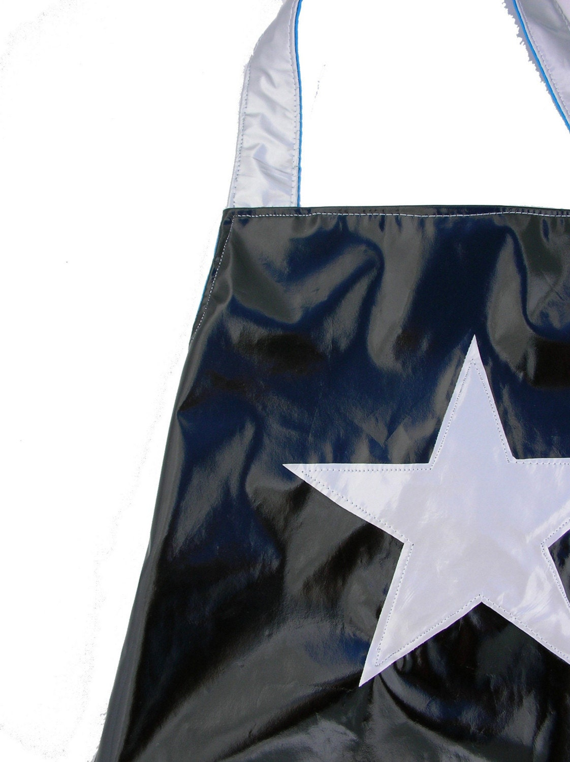 ROCK STAR Vinyl Apron by oneluckybaby on Etsy