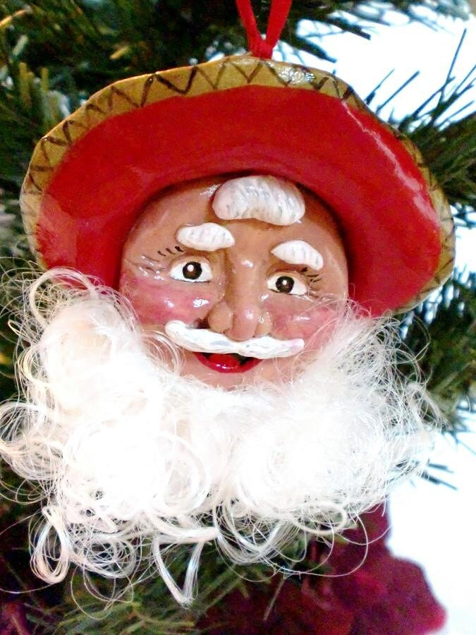 Papa Panchito Santa Claus