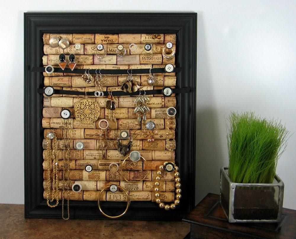 Jewelry Genie - Wall Hung Jewelry Box