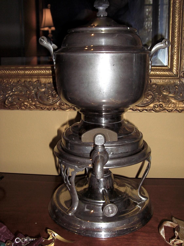 Vintage Coffee Urn 28