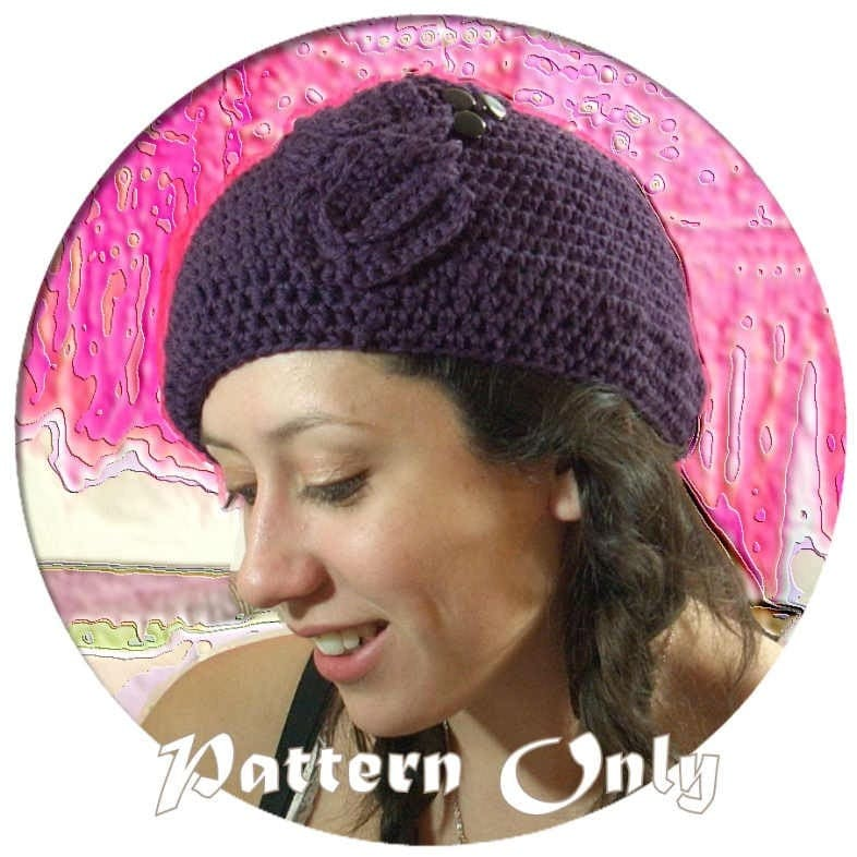 CROCHETED BERET PATTERNS | Browse Patterns