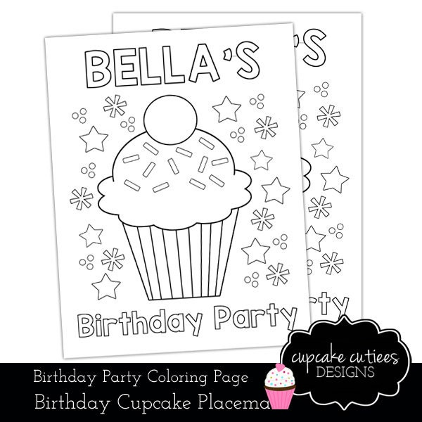 pancake party custom name coloring pages by cupcakecutieesparty