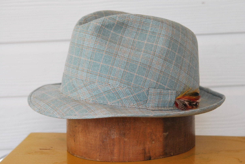 Vintage 1950's Men's Hat