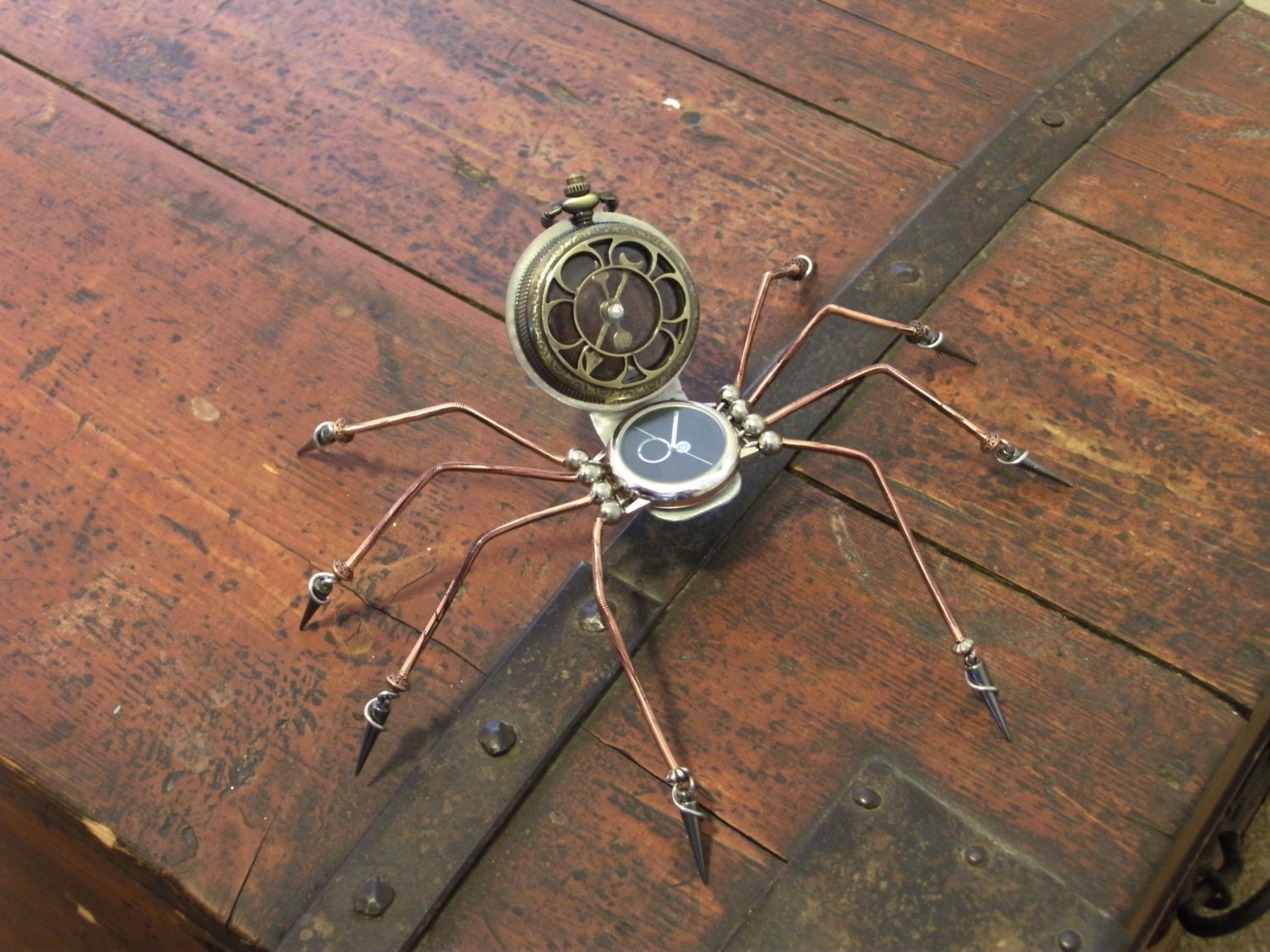 steampunk wire art for - photo #2